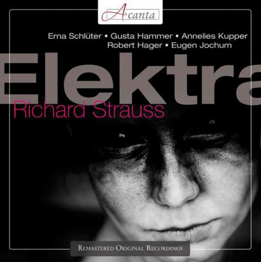 Richard Strauss. Elektra. 2 CDs.
