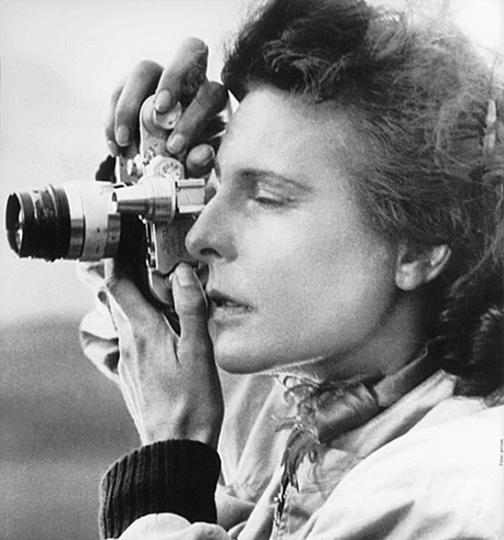 Riefenstahl - Eine deutsche Karriere. Biographie