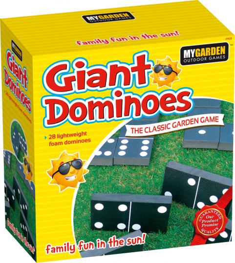 Riesen-Domino.