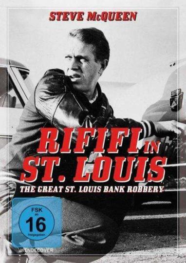 Rififi in St. Louis. DVD.