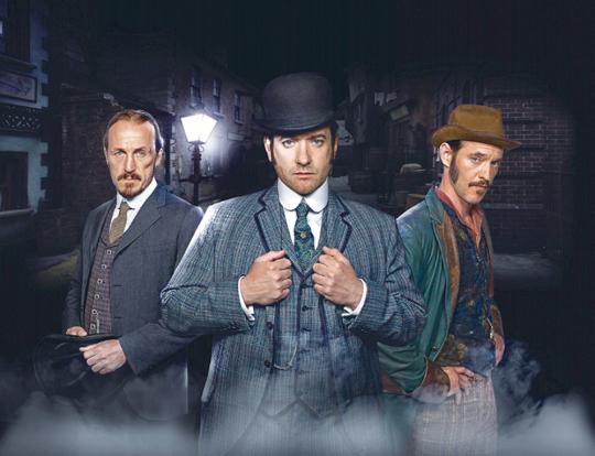 Ripper Street 3 DVDs