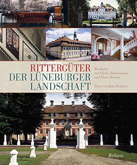 Rittergüter der Lüneburger Landschaft.