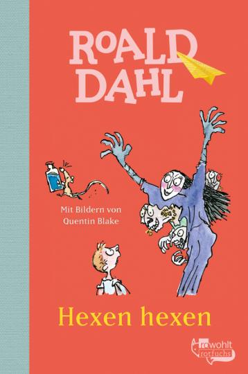 Roald Dahl. Hexen hexen.