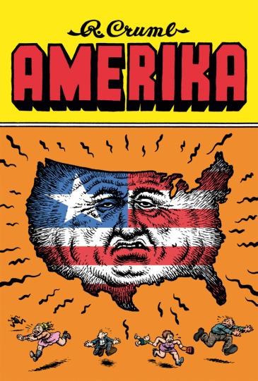 Robert Crumb. Amerika.