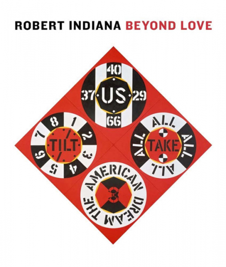 Robert Indiana. The American Dream.