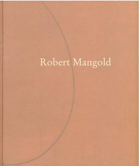 Robert Mangold Gemälde und Zeichnungen.