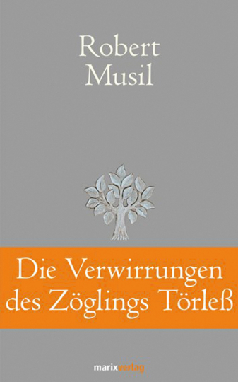 Robert Musil. Die Verwirrungen des Zöglings Törleß.