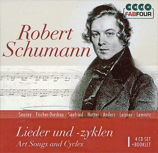 Robert Schumann.Lieder & -zyklen.