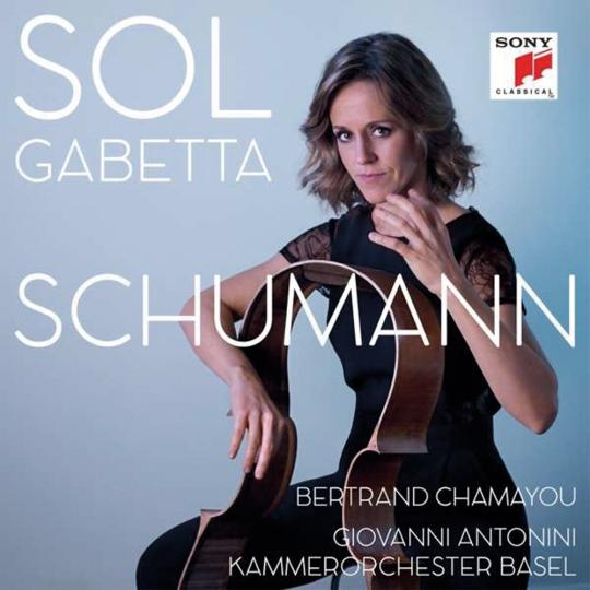 Robert Schumann. Cellokonzert op.129. CD.