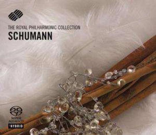 Robert Schumann. Fantasiestücke op. 12. SACD.