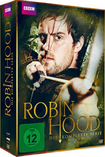Robin Hood 15 DVD