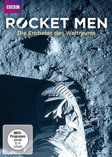Rocket Men. Die Eroberer des Weltraums. DVD.