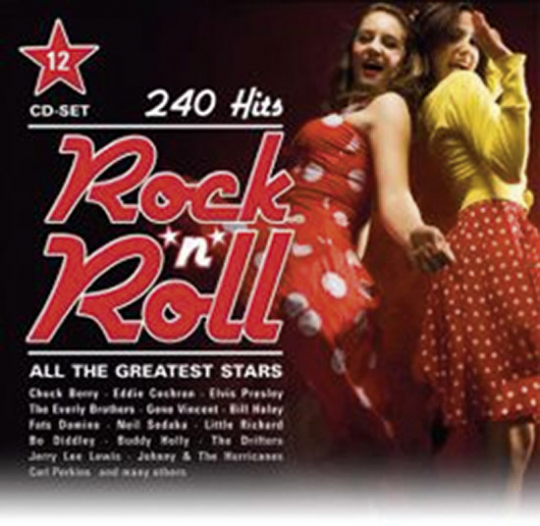 Rock 'n' Roll. All the Greatest Hits. 12 CDs.