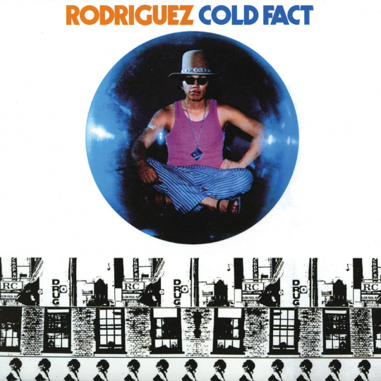 Rodriguez. Cold Fact. CD.