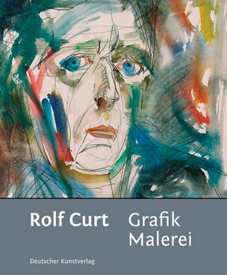 Rolf Curt. Grafik, Malerei.
