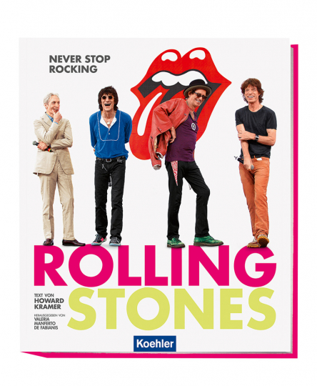 Rolling Stones - Never stop rocking