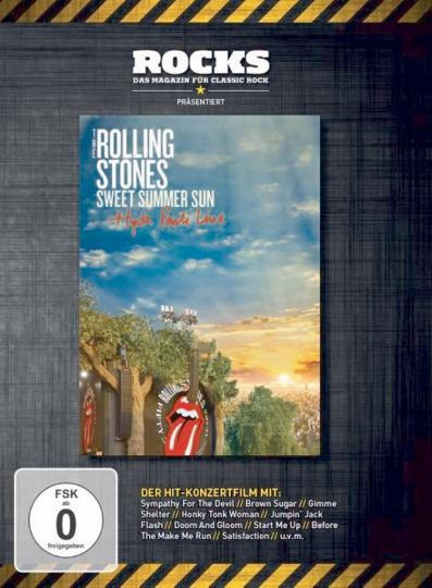 Rolling Stones , Sweet Summer  Sun DVD