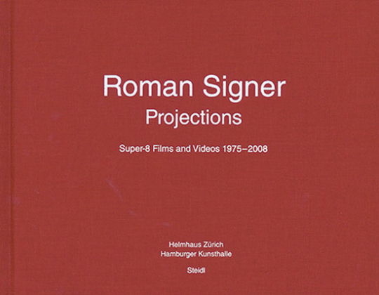 Roman Signer. Projections.
