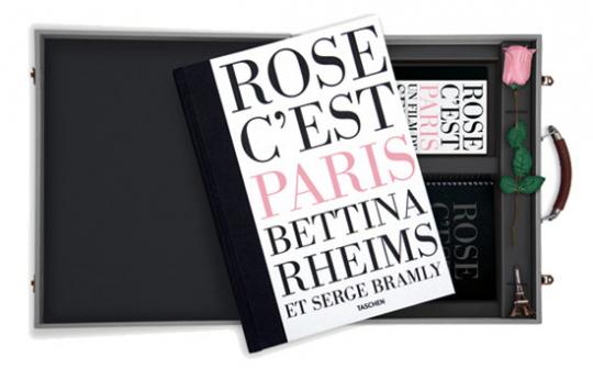 Rose, C'est Paris.