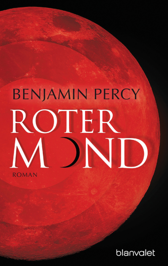 Roter Mond. Roman.