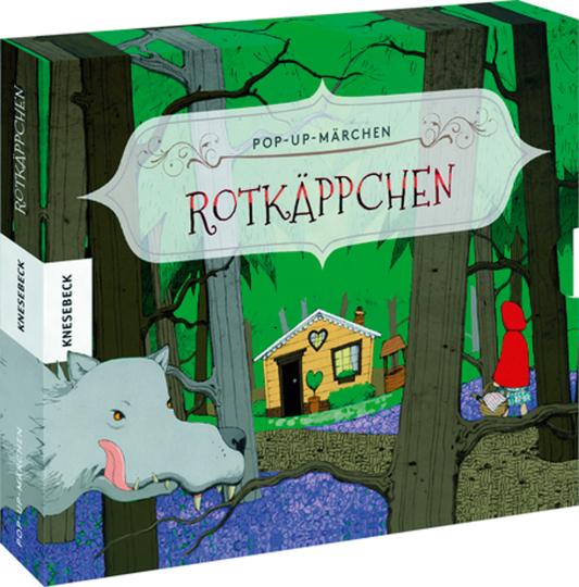 Rotkäppchen. Pop-up-Märchen.