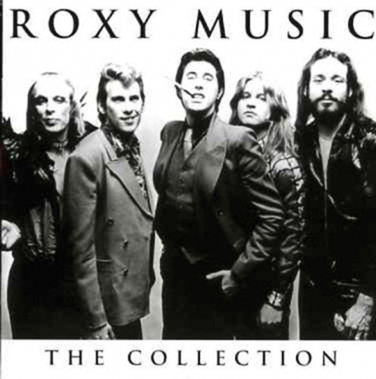 Roxy Music. The Collection. CD.