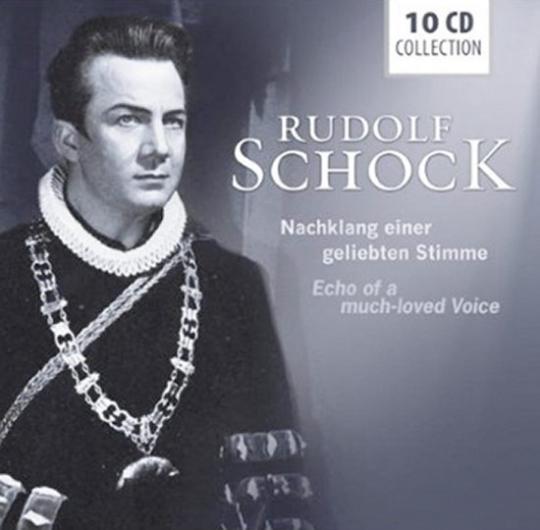 Rudolf Schock. Nachklang einer geliebten Stimme.