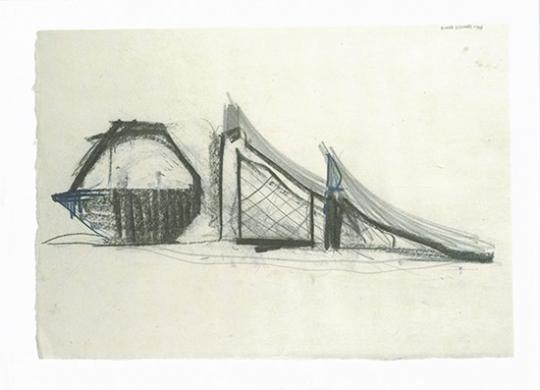 Rudolf Schoofs. Zeichnungen 1963-2001.