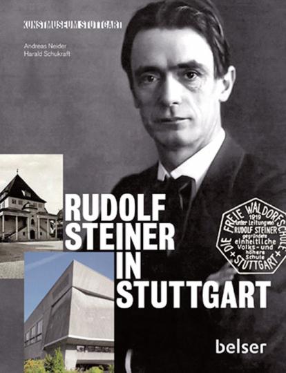 Rudolf Steiner in Stuttgart.