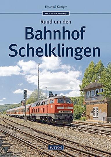 Rund um den Bahnhof Schelklingen