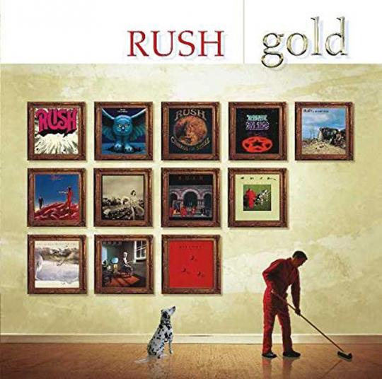 Rush Gold 2 CDs