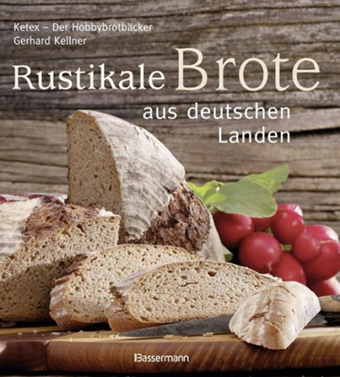 Rustikale Brote. Sonderausgabe.