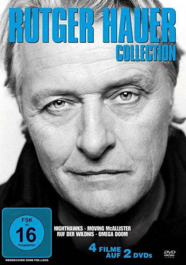 Rutger Hauer Collection 2 DVDs