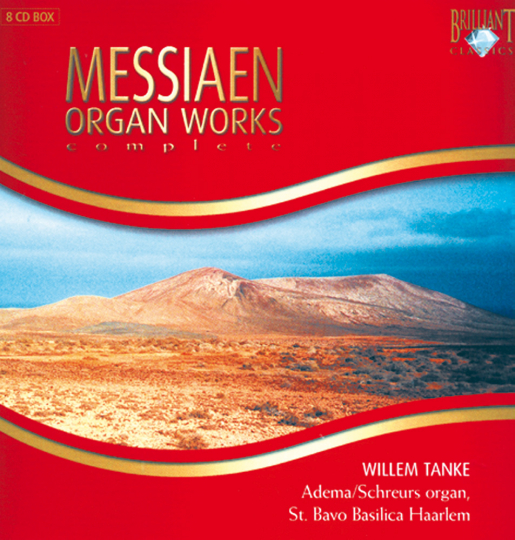 Sämtliche Orgelwerke 8 CDs