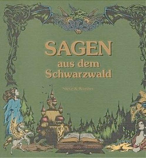 Sagen aus dem Schwarzwald Band 1 (R)