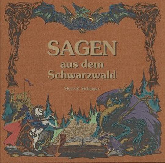 Sagen aus dem Schwarzwald Band 2 (R)