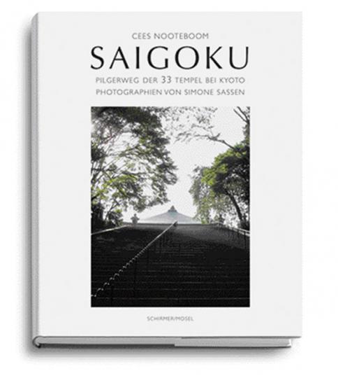 Saigoku. Pilgerweg der 33 Tempel bei Kyoto.