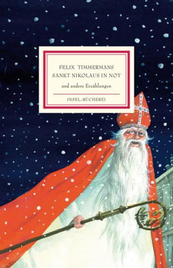 Sankt Nikolaus in Not. Und andere Erzählungen.