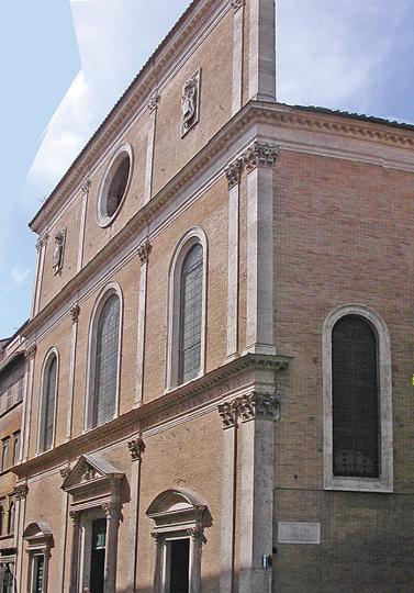 Santa Maria dell« Anima in Rom. Ein Kirchenbau im politischen Spannungsfeld der Zeit um 1500. Aspekte einer historischen Architekturbefragung.