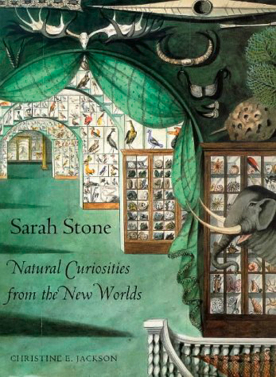 Sarah Stone. Natural Curiosities from the New Worlds.