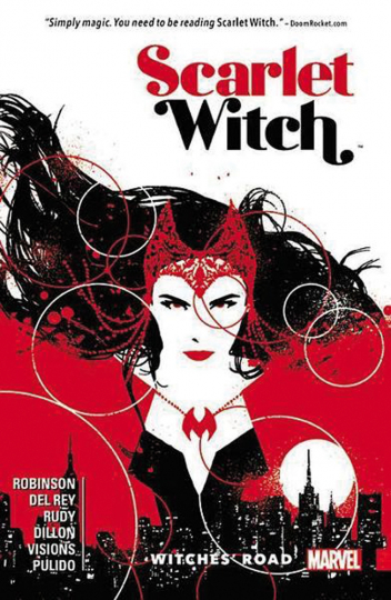 Scarlet Witch. Vol. 1. Witches' Road. Comic.