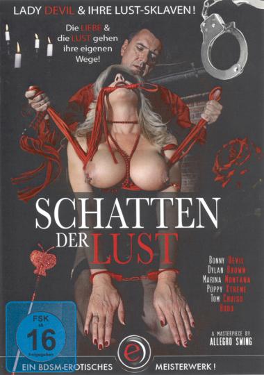 Schatten der Lust. DVD.