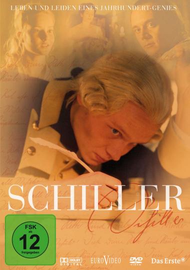 Schiller. Leben und Leiden eines Jahrhundert-Genies. DVD.