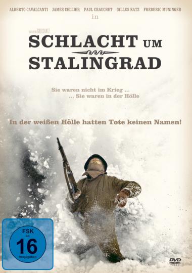 Schlacht um Stalingrad DVD
