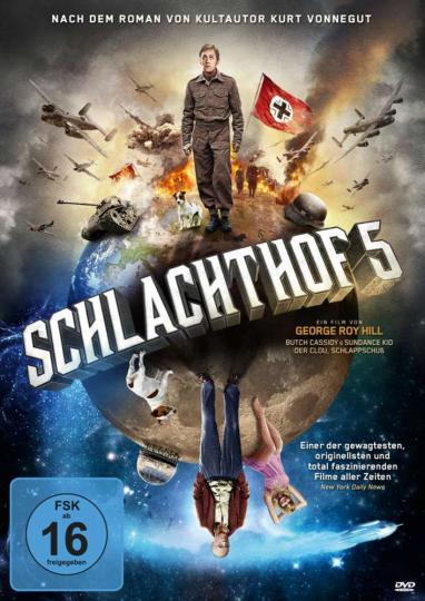 Schlachthof 5. DVD.