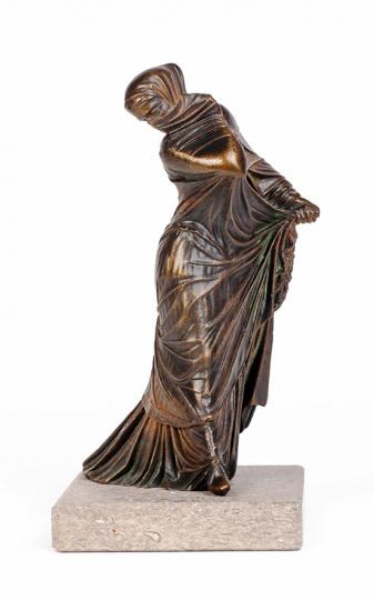 Schleiertänzerin. Alexandria, um 250 v. Chr.