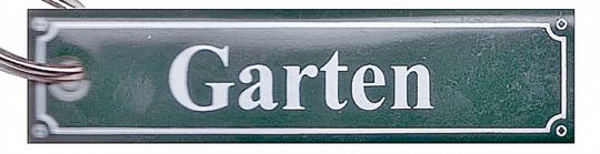 Schlüsselanhänger 'Garten'