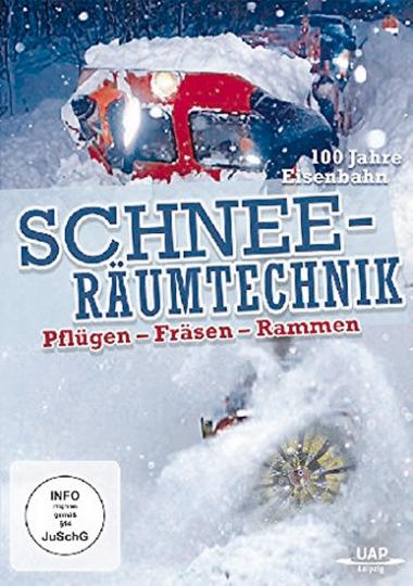 Schneeräumtechnik bei der Bahn: Pflügen - Fräsen - Rammen DVD