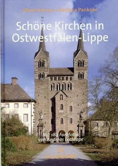 Schöne Kirchen in Ostwestfalen-Lippe.