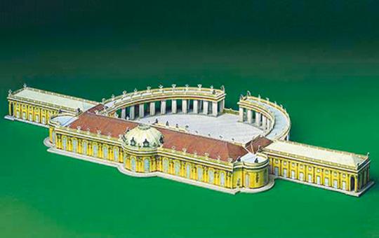 Schreiber-Bogen Schloss Sanssouci
